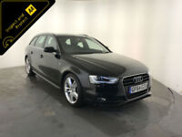 2014 64 AUDI A4 S LINE TDI DIESEL 1 OWNER AUDI SERVICE HISTORY FINANCE PX