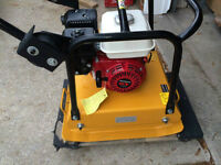 PLATE COMPACTOR HONDA BRAND NEW 1 YEAR WARRANTY + FREE SHIPPING