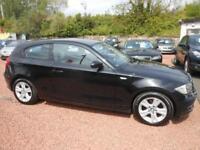 2009 09 BMW 1 SERIES 2.0 116D SE 3D 114 BHP DIESEL