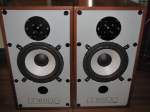Mission 710 LoudSpeakers