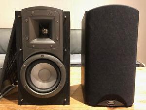 Haut-parleurs 2.1 Klipsch