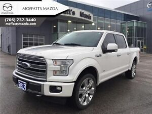 2017 Ford F-150 Limited  - Navigation -  Leather Seats - $413.84