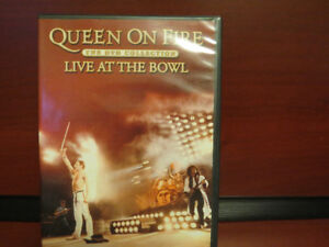 Queen On Fire. Live at the Bowl