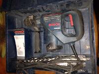 Bosch Heavy Duty Hammer Drill