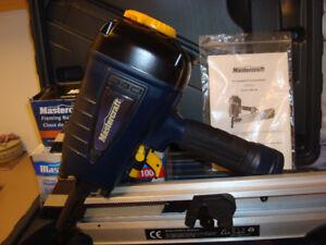 Mastercraft Framing Air Nailer including Nails & Case