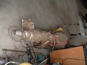 Chev/GMC Transmion with Transfer case