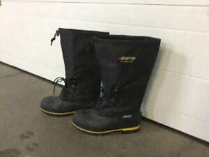 Ladies steel toed Winter foot wear