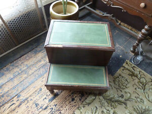 Shoe Shine Box / Step