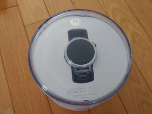 Moto 360 2nd GEN (Brand new never been used)