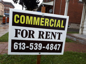 Commercial Rentals Downtown Napanee