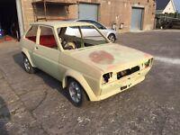 Mk1 Fiesta Unfinished Zetec Project