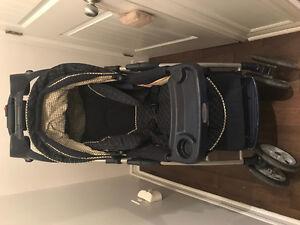 Pousette Graco stroller convertible