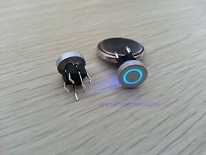 5pcs-Blue-Led-Dia-10mm-Cap-CIRCLE-12V-Momentary-Tact-Push-Button-Switch