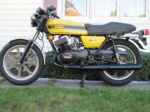 1976 Yamaha RD 400 for sale or trade
