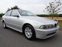 2003 BMW 5 Series 2.5 525d 4dr