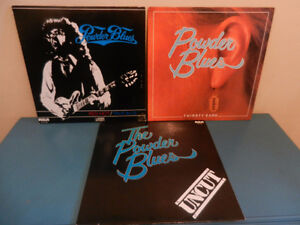 Vinyl Records/LP's Powder Blues Band Lot of 5