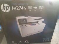 HP Color laser jet pro M274n