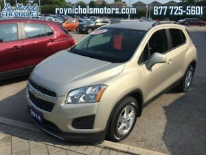 2014 Chevrolet Trax LT  - Certified - Bluetooth -  OnStar - $110