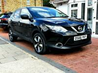 2016 Nissan Qashqai 1.6 dCi N-Connecta 5dr Xtronic HATCHBACK Diesel Automatic