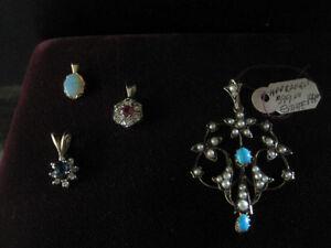 opal pendants London Ontario image 1