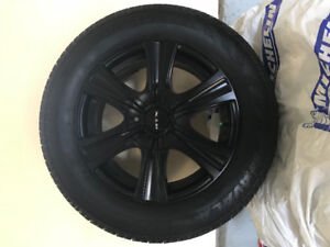 Make an offer! 2012 Cadillac SRX 4 Snow Tires, Rims, Sens