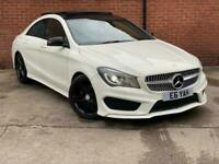 2014 Mercedes-Benz CLA CLASS 2.1 CLA200 CDI AMG Sport 7G-DCT 4dr Coupe Diesel Au