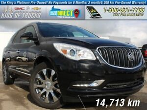2017 Buick Enclave Leather Local | One Owner | PST Paid