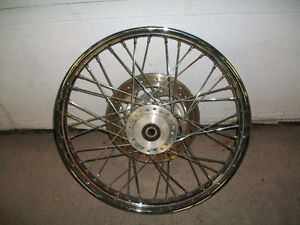 Motorcycle wheel/rim