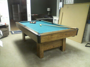 USED / UNWANTED SLATE POOL TABLES *PARTS *SLATE *EQUIPMENT