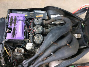 Parting Out 1999 Arctic Cat 1000