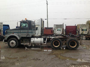 Parting out1989 Kenworth T800