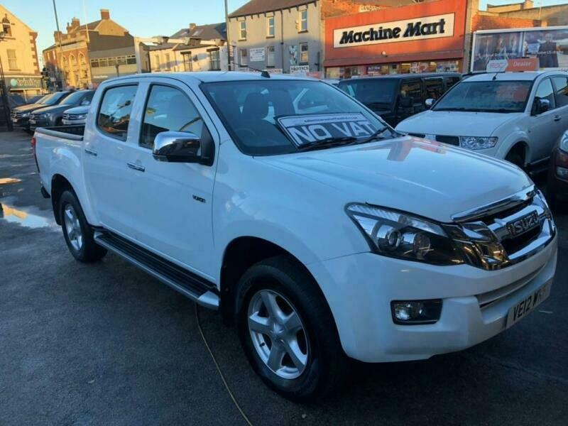2012 Isuzu D-Max 2 5 TD Yukon Double Cab Pickup 4x4 4dr | in Sheffield,  South Yorkshire | Gumtree