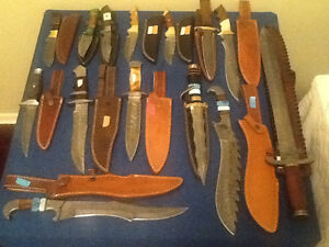 Damascus knives for sale,,brand new,,,new knives all the time Kitchener / Waterloo Kitchener Area image 3
