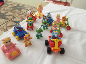 Vintage Muppet Babies McDonalds Happy Meal
