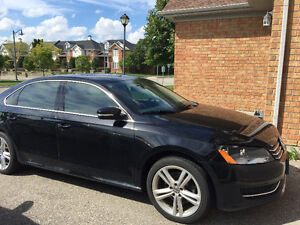 Lease Take Over - 2014 Volkswagen Passat Comfortline Sedan