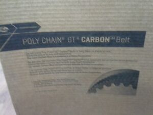 'Gates' Polychain GT Carbon Belt