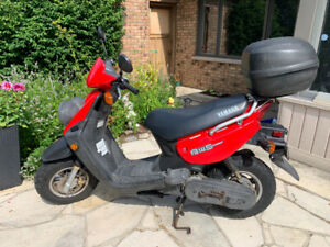 Yamaha Scooter | New & Used Motorcycles for Sale in Ontario from
