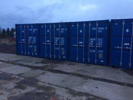 Self Storage Containers Dundee