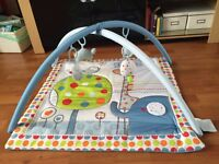 Baby gym like new, still have box