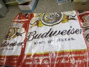 REDUCED !! BUD BANNER 20FT LONG KENTUCKY DERBY !