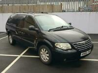2006 Chrysler Grand Voyager 2.8 CRD Limited 5dr Auto - 1 Owner - Free Delivery!