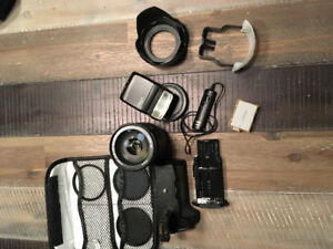 Lot article photographie Canon