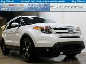 2012 Ford Explorer Limited | AWD | V6 | 7 Passenger | HTD Leathe