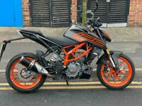 2021 KTM DUKE 125 LEANER LEGAL DELIVERY AVAILABLE P/X WELCOME LOW MILES
