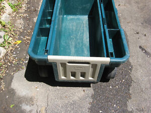 PLANTER WAGON  GOOD FOR GARDENING AND PLANTING PLANTS FLOWERS Cambridge Kitchener Area image 4