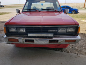 """1985 Nissan """"RARE """" PASSED SAFETY"""