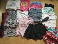 Bundle girls clothes age 8-9