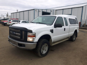 Super duty f 250 4x4  ex cab