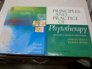 Medical, Science & Homeopathy textbooks for sale Peterborough Peterborough Area image 9