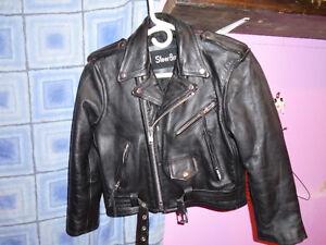 2 motor cycle jackets